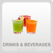 Drinks Beverages