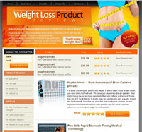 Clickbank-Nischen-Storefront-Weight Loss