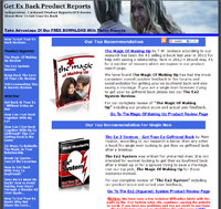 Clickbank-Niche-Storefront-Get Your Ex Back