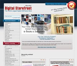 Clickbank Storefront version 4.0
