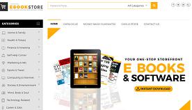 Clickbank Storefront version 5.0