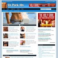Clickbank-Wordpress-Plugin-Six Pack Abs
