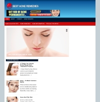 Clickbank-Wordpress-Plugin-Acne Remedies