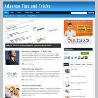 Image shwoing CBProad's adsense marketing niche storefront to signify make money online
