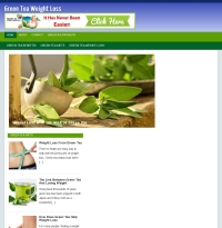 Clickbank-Wordpress-Plugin-Green Tea Weight Loss