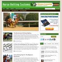 Clickbank-Wordpress-Plugin-Horse Betting