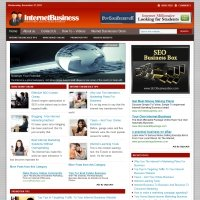 Image showing CBProAds' internet business niche storefornt