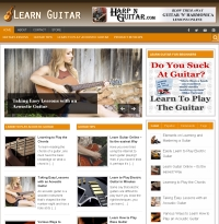 Clickbank-Wordpress-Plugin-Learn Guitar