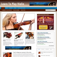Clickbank-Wordpress-Plugin-Play Violin