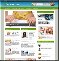Clickbank-Wordpress-Plugin-Weight Loss Version 3.0