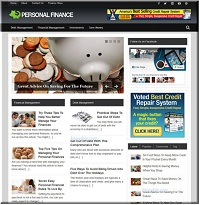 Clickbank-Wordpress-Plugin-Personal Finance Version 2.0