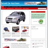 Seized Cars Auction