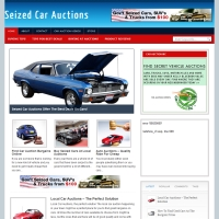 Seized Cars Auction