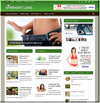 Clickbank-Wordpress-Plugin-Weight Loss Version 4.0