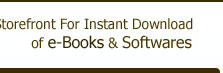An image reading Storefront for instant download of ebooks and softwares