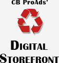 An image reading CBProAds' Digital Storefront
