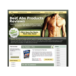 Get Six Pack Abs Today