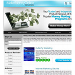 Make Money Online with affiliate programs
