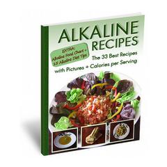 Alkaline Cook - Best Selling Recipes Book 28