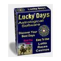 Lucky days astrology