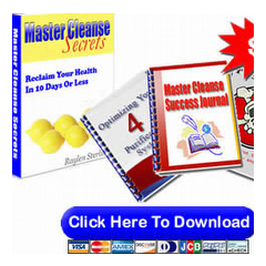Effortless Master Cleanse 6