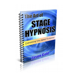 The Art Of Stage Hypnosis