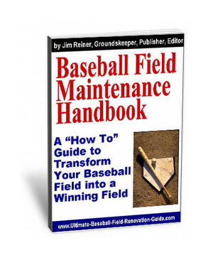 Baseball maintenance handbook