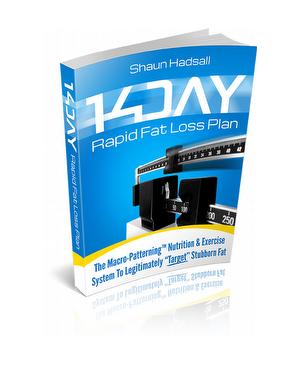 14 Day Rapid Fat Loss Plan