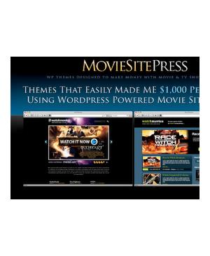 Earn Money With Moviesitepress