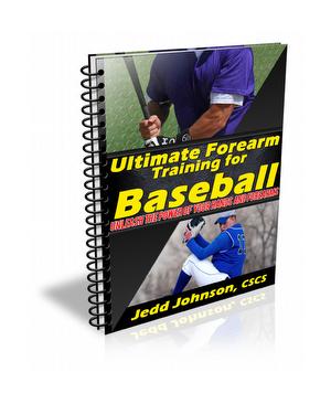 Forearm Training For Baseball