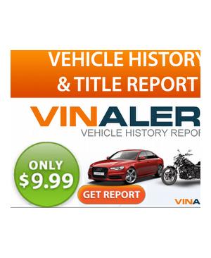 Vehicle History Reports