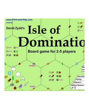 Print And Play Board Game Now