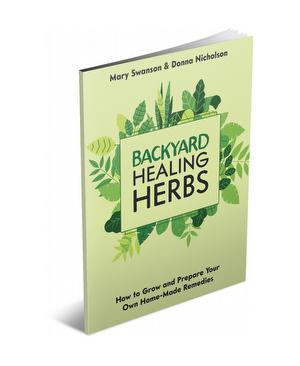 Backyard Healing Herbs
