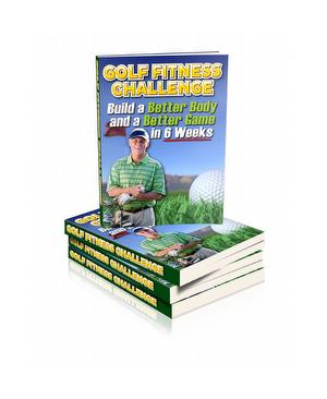 6-week golf fitness program