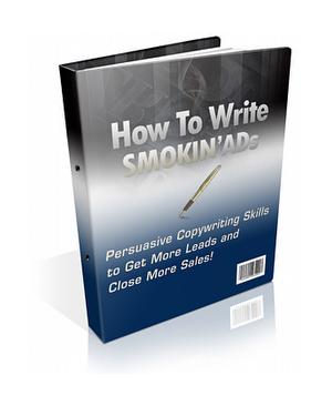 How To Write Smokin Ads