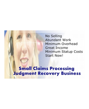 Small Claims Processing