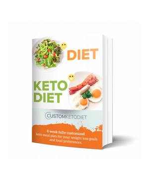 8-Weeks Custom Keto Diet Plan!