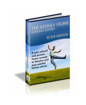 Kidney Stones Dissolved?