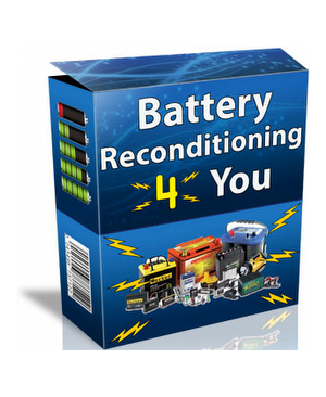 Battery Reconditioning 4 You
