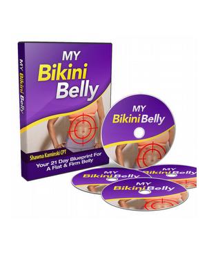 Get A Sexy Bikini Belly