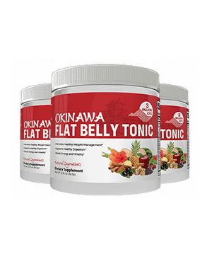 Okinawa Flat Belly Tonic!