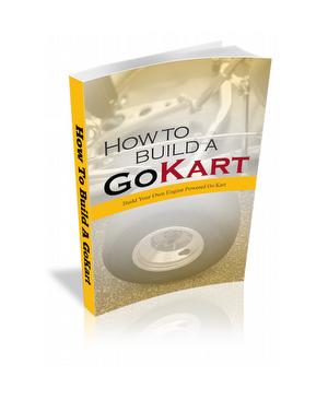 How to build a go kart