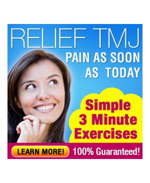 Suffering Tmj?