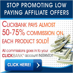 Stop Promoting Low Paying Affiliate Offers