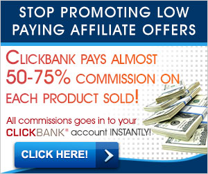 Clickbank Affiliate Tools!