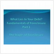 Qu'y a-t-il dans votre dette?