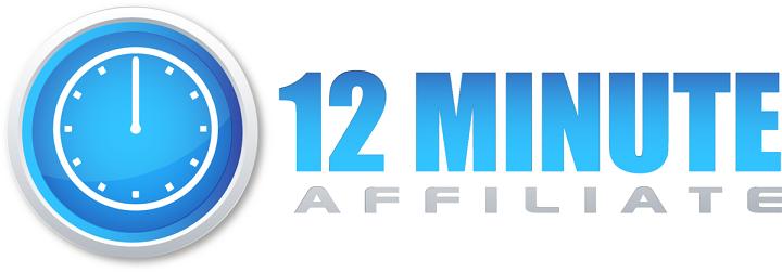 12-minute affiliate logo