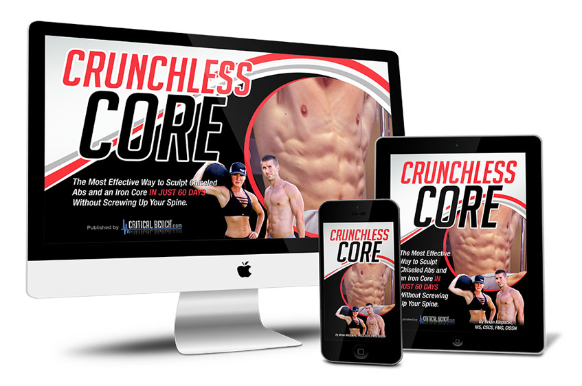 Crunchless Abs System