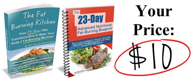 fat burning kitchen bundle