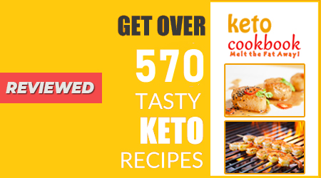 570+ tasty keto recipes Review